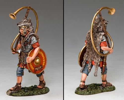 ROM009 - Roman Cornicen