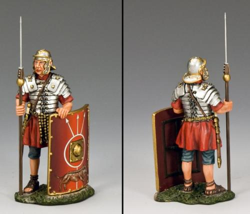 ROM010 - Legionary on Guard