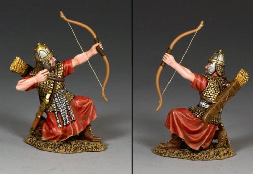 ROM022 - Roman Archer Kneeling to Fire