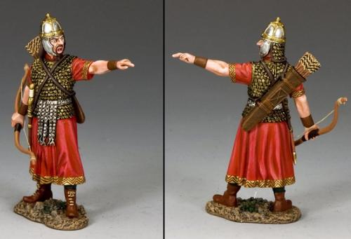 ROM026 - Roman Archer Officer Shouting Orders