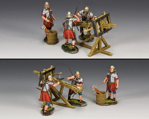 ROM033 - The Ballista Crew  Set - disponible début janvier