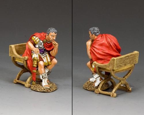 ROM045 - Emperor Vespasien (9 ap. JC - 79 ap. JC)