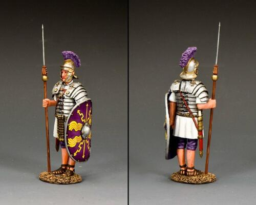 ROM050 - Standing-At-Attention Praetorian Guard
