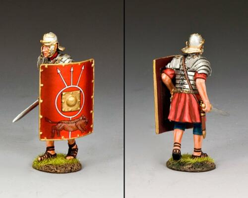 ROM057 - Advancing Legionary with Sword in Right Hand