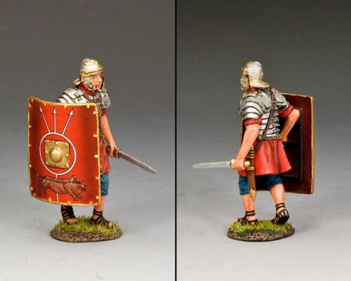 ROM058 - Advancing Legionary with Sword in Left Hand