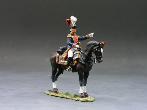 RTA001 - General Santa Anna (Mounted)