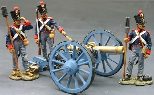 RTA030 - Mexican Artillery