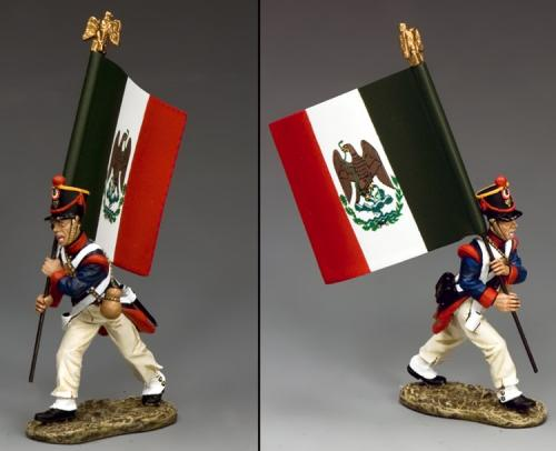 RTA091 - Mexican Flagbearer