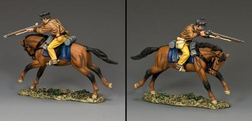 RTA115 - William P. King, Gonzalez Mounted Ranger Company