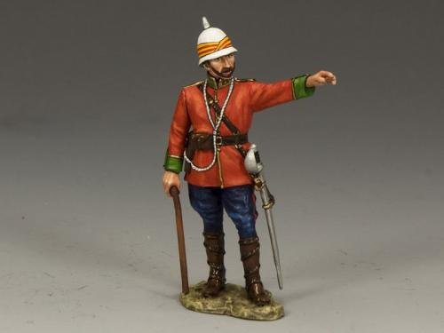 SOE013(G) - Standing British Officer (Gloss)