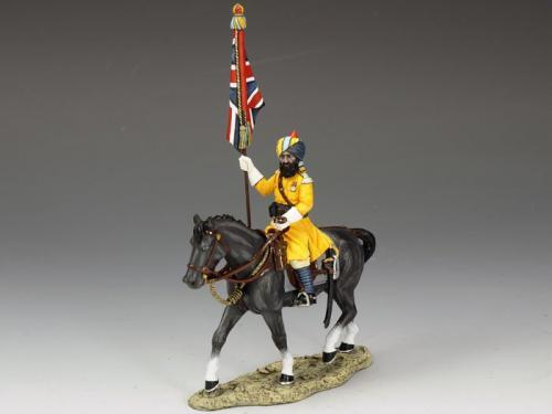 SOE024 - Skinner Horse Flagbearer (Matt)