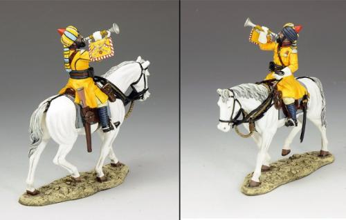 SOE025 - Skinner Horse Bugler (Matt)