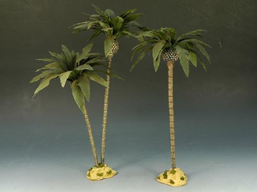 SP039 - Desert Palm Trees (Double Tree Sets) - EPUISE mais 1 dernier set en stock