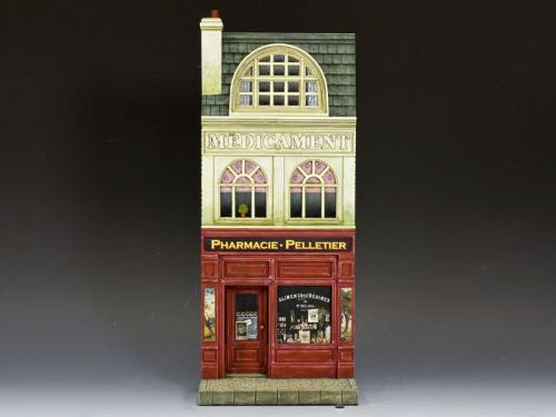 SP050 - French Shop-House Pharmacie Pelletier