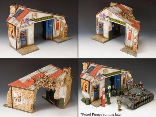 SP051 - Normandy Garage