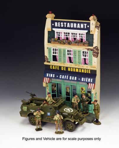 SP054 - Café de Normandie