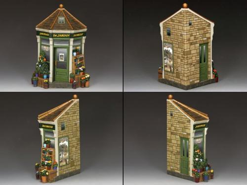 SP058 - Corner Flower Shop