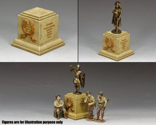 SP078  - Square Statue Plinth (Sandstone)
