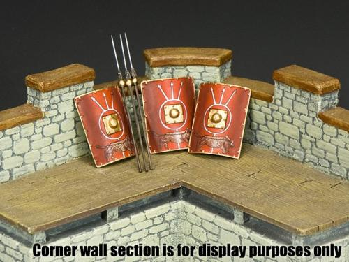 SP109 - Roman Shields and Spears set