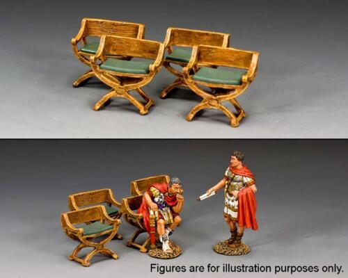 SP118 - Ancient Seats (set of 4)