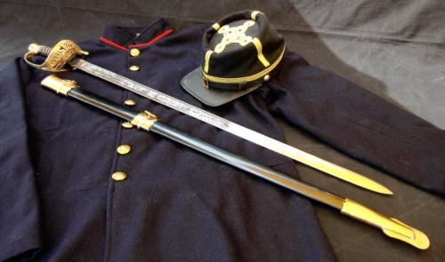 Sabre ACW - SLK2 - U.S. Civil War Foot Officer's Sword - EN STOCK
