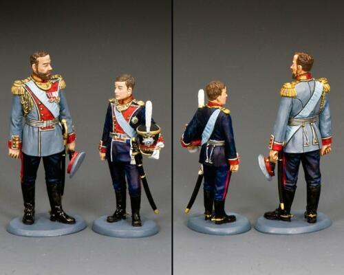 TR003 - Tsar Nicholas II and Tsarevich Alexei