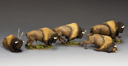 TRW-S03 - The Combined Buffalo Set