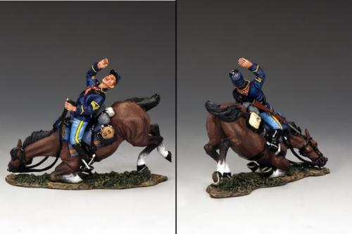 TRW050 - Falling Horseman