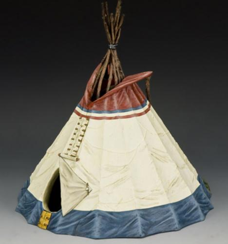 TRW064 - Sioux Indian Tepee (version 1)