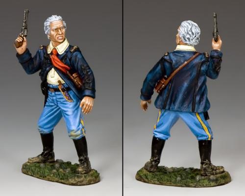 TRW087 - Captain Frederick Benteen