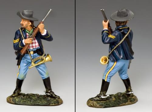 TRW089 - Bugler John Martin