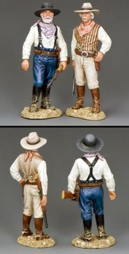 TRW102 - Two Old Texas Ranger Captains