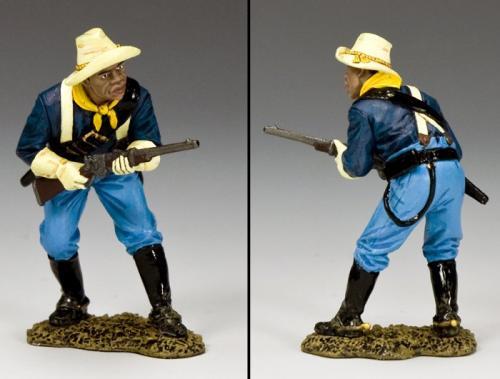 TRW123 - Crouching Trooper