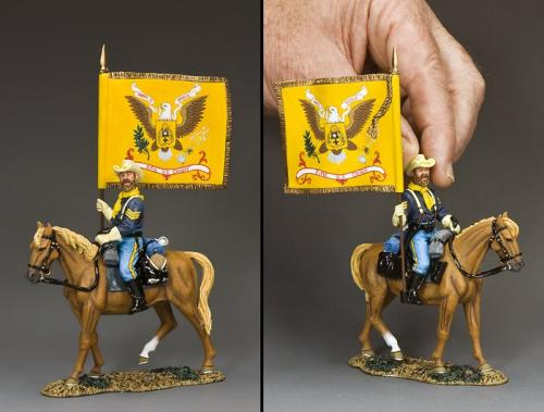TRW146 - 5th Cavalry Regimental Flagbearer