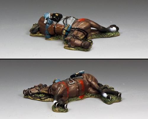 TRW150 - Dead Cavalry Horse - disponible début mars