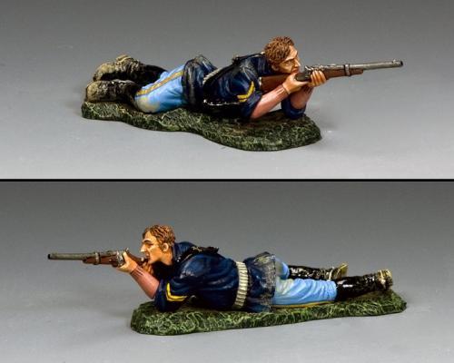 TRW152 - Corporal Lying Firing Carbine