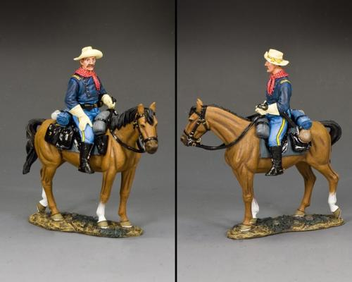TRW171 - Mounted Cavalery Officer