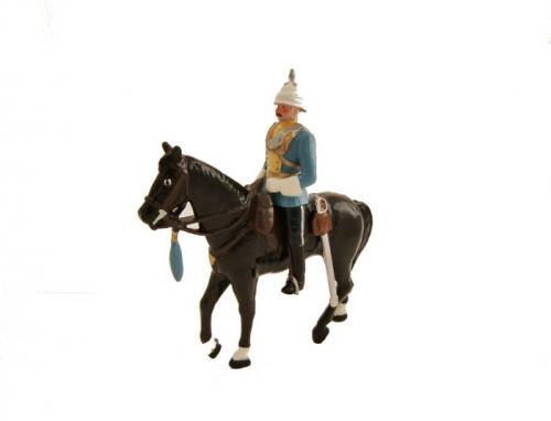Tradition of London - set N° M204 - Officer 28th Light Cavalry 1903  - Set épuisé mais 1 dernier exemplaire EN STOCK
