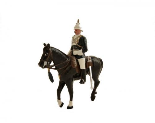 Tradition of London - set N° M207 - Officer 17th Bengal Lancers 1901 - Set épuisé mais 1 dernier exemplaire EN STOCK