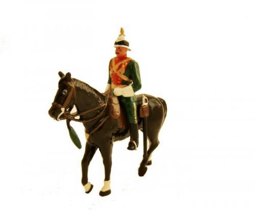 Tradition of London - set N° M213 - Officer 1st Bombay Lancers 1900 - Set épuisé mais 1 dernier exemplaire EN STOCK