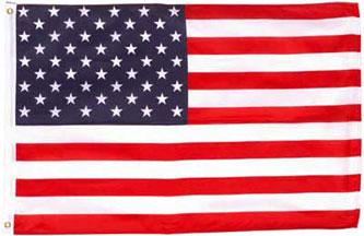 USA Flag (4-7-1960 à aujourd'hui)   (50 étoiles et 13 bandes) - EN STOCK