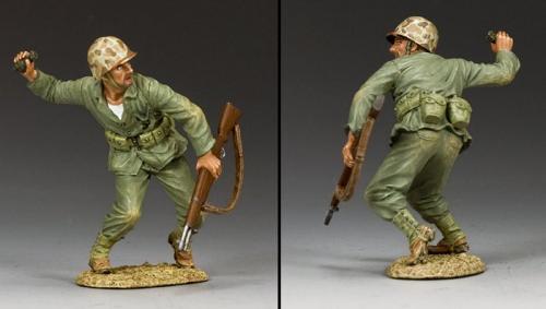 USMC015 - Marine Grenadier