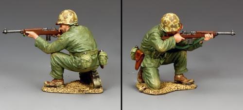 USMC024 - Marine Kneeling Firing Carbine