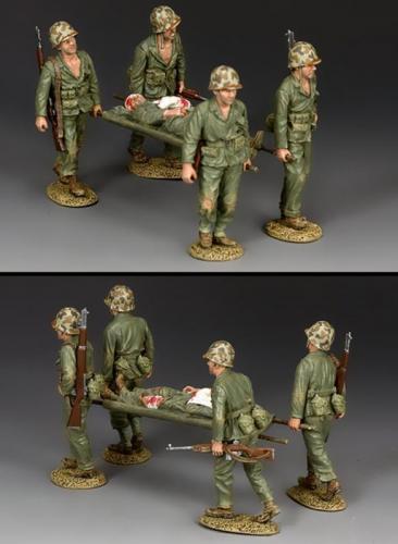 USMC025 - The Stecher Party