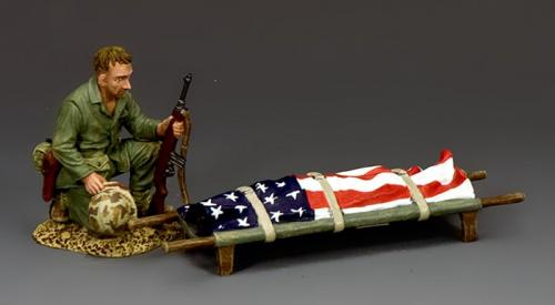 USMC033 - US Fallen Marine Comrade