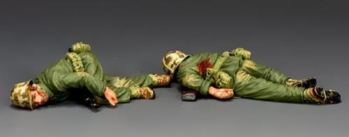 USMC039 - US Marine Casualty Set