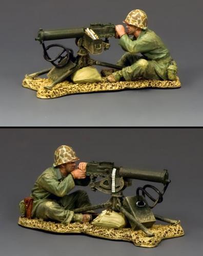 USMC045 - Marine Machine Gunner
