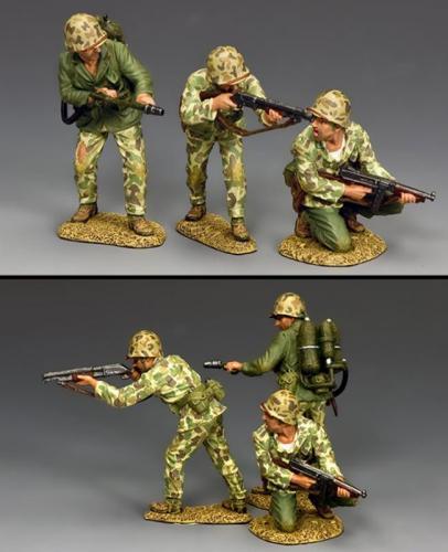 USMC048(SE) - Burn them up