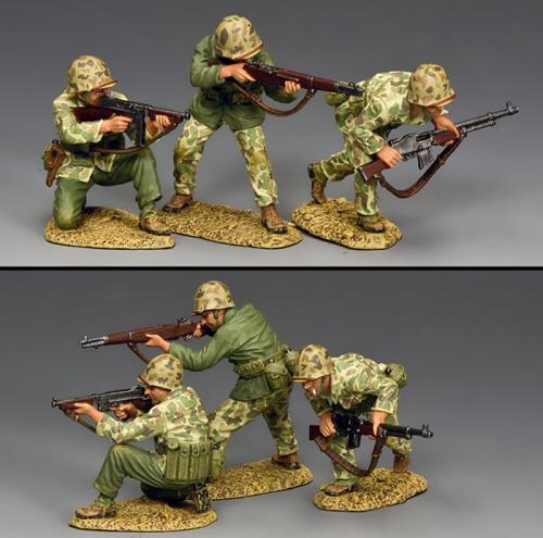 USMC049(SE) - We shall cover you