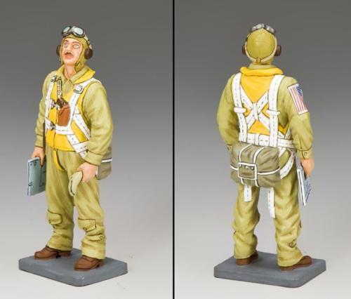 USN014 - Lieutnant Cdr. J. T Blackburn